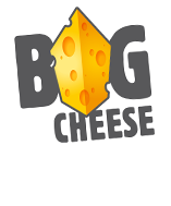 Big Cheese Comedy Logo